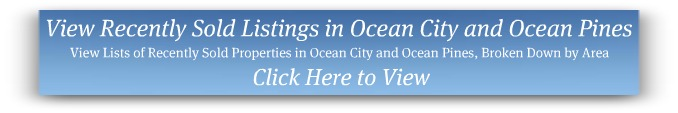 Real Estate in Ocean City Maryland
