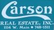 Carson Real Estate, Inc.